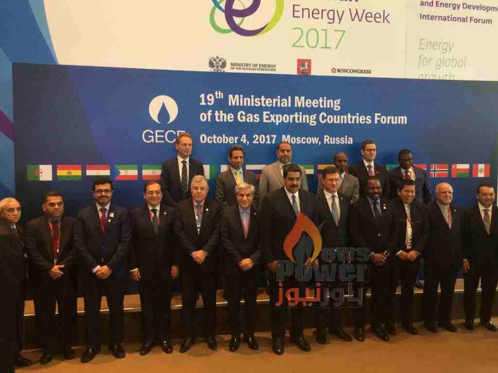 الملا : مصر تركز حاليا  على تحقيق هدفها بالوصول الى الاكتفاء الذاتي من الغاز الطبيعى والتوقف عن الاستيراد نهاية العام القادم