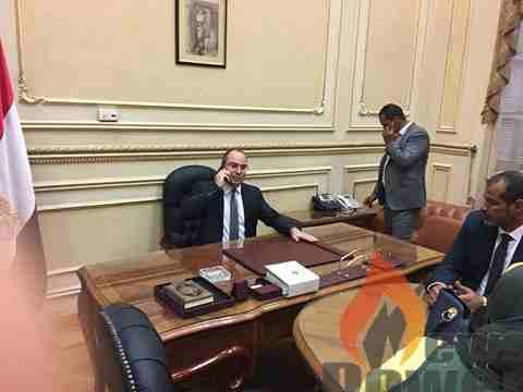 رئيس لجنة الطاقة والبيئة الجديد لموقع باور نيوز : سنتابع انتاج الغاز حتى تكتفى مصر ذاتياً وسنزور الضبعة قريبا