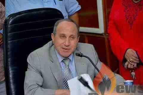 جمال سعد مديراً عاماً للتشغيل بقطاع شبكات المدن الجديدة والعاشر من رمضان