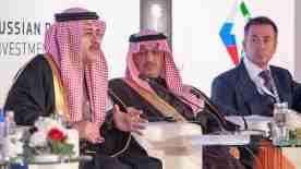 السعودية توقع مع شركة جاز بروم الروسية اتفاقية تعاون فى مجال تجارة الغاز المسال  وتخزين المنتجات