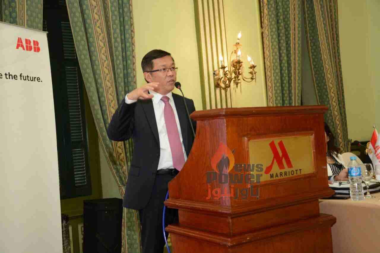 المدير التنفيذي لـ ABB مصر: قدرات ABB الرقمية في المجالات الصناعية والطاقة المتجددة تساهم في تحقيق تحسن ملحوظ في الإنتاجية بنسبة 200٪