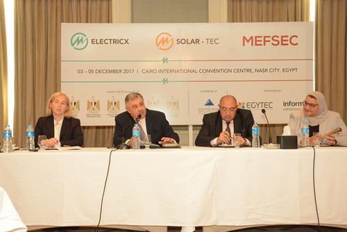 الاحد المقبل ... انطلاق فعاليات معرض  اليكتريكس– Electricx تحت رعاية رئيس الوزراء و بحضور شاكر  والعصار ومدبولى والشريف ومصيلحى