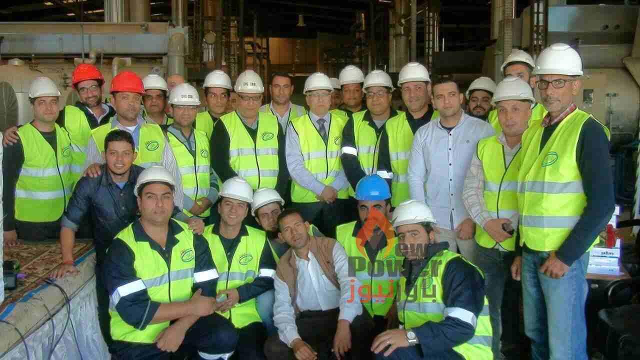 تحت رعاية المهندس محمد يونس.. جاس كول تحتفل باليوم السنوي للصحة والسلامة المهنية