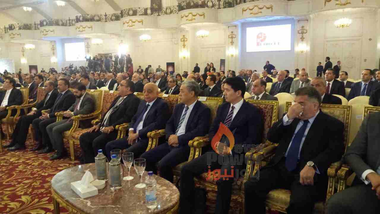 بدء فعاليات مؤتمر الاهرام الاول للطاقة بحضور وزيرا البترول والكهرباء ولفيف من الشركات العالمية والمحلية