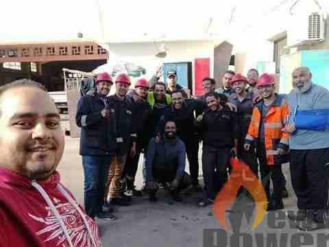 الرجال مواقف .. بالصور ..رجال الاطفاء بشركة السويس الذين منعوا كارثة عن شركتهم وعن المدينة اليوم