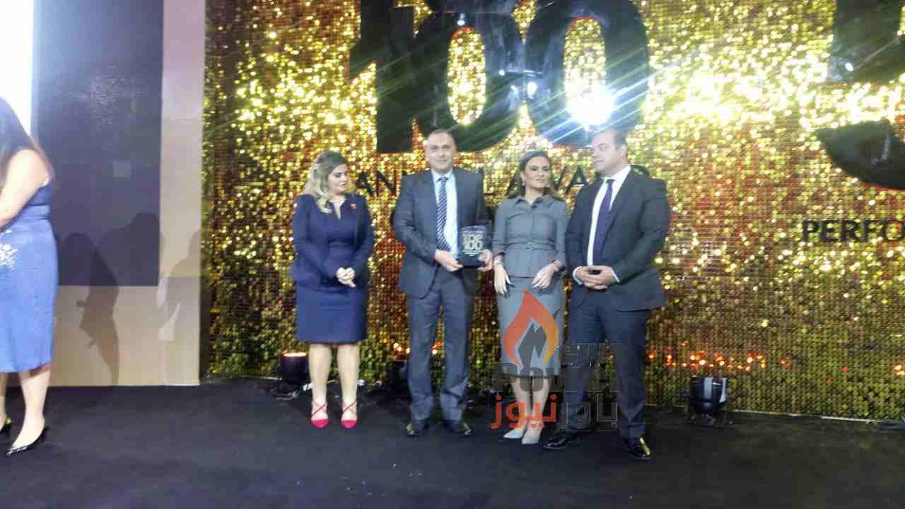 للمرة الثانية على التوالي..أموك تفوز بجائزة أفضل 100 شركة مقيدة في البورصة