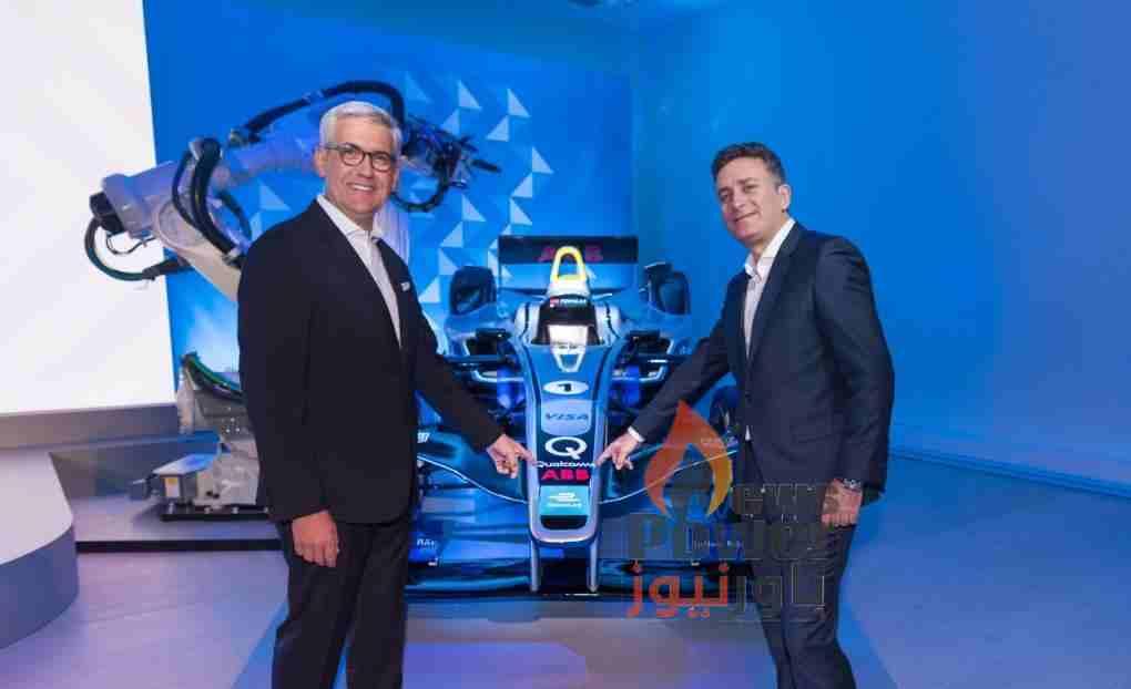 ABB العالمية ترعي سباقات الفورمولا E للسيارات الكهربائية