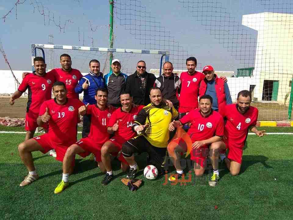 دوري قطاع البترول..مصر للبترول تكتسح البتروكيماويات بثلاثة اهداف مقابل هدف