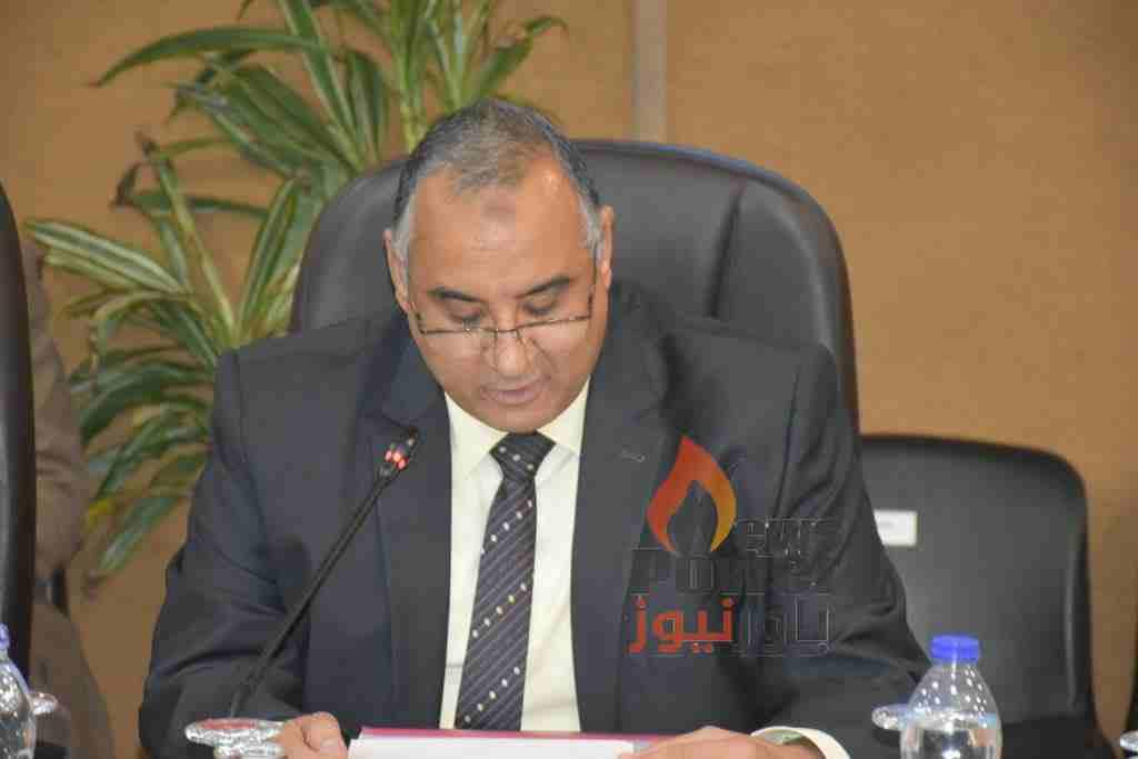 المهندس أشرف عبد الجواد رئيس شركة قارون للبترول : سعيد لاختيارى ضمن قائمة فى حب مصر ولم نغفل عن كل متطلبات المهندسين