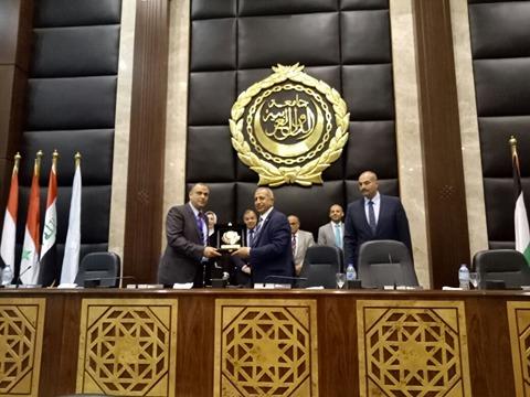 أموك توقع بروتوكول تعاون مشترك مع الأكاديمية العربية للعلوم والتكنولوجيا والنقل البحري