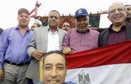 عبد الكريم والسلانتي ونجم يدلون باصواتهم في الانتخابات الرئاسية بمدينة غارب