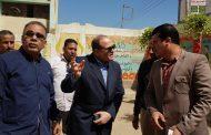 المهندس محمد عسل رئيس شركة جنوب الدلتا للتوزيع يقوم بزيارة ميدانية للجان المحلة الكبرى وسمنود
