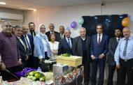 رئيس شركة بترو امير يقيم احتفالية لتكريم عايدة أمين لبلوغها سن التقاعد