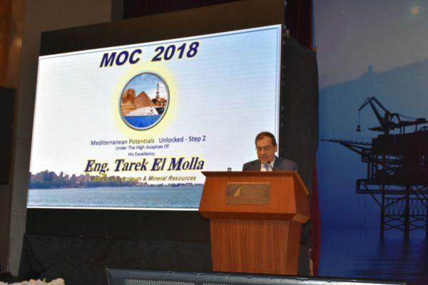 الملا:وزارة البترول على اهبة الاستعداد لاتخاذ الخطوات الضرورية لتشجيع الشركات العالمية لتنمية قطاع البترول والغاز