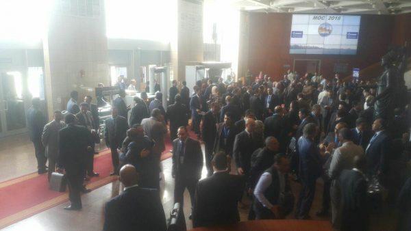 مؤتمر ومعرض MOC 2018 يبدأ فعالياته بعد قليل بالاسكندرية