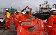 بتروسيف علي موعد لتنفيذ مناورة عملاقة لمواجهة تلوث بترولي بحري نهاية الشهر الجاري