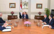 الرئيس السيسي: نتطلع إلى مساهمة
