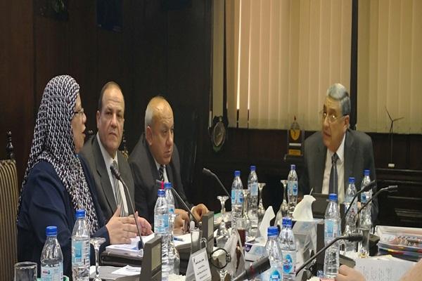 وزير الكهرباء يتابع مؤشرات الاداء بشركة شمال الدلتا لتوزيع الكهرباء