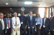 الكهرباء تحتفل بتخريج 4 متدربين من دولتى زامبيا ونيجيريا في برنامج