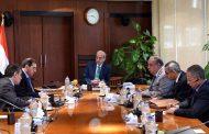 رئيس الوزراء يتابع مع وزير البترول موقف مشروعات معامل التكرير الجاري تنفيذها