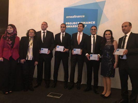 """البنك الأهلي المصري يحصد ثلاثة جوائز من مؤسسة """"EMEA FINANCE""""  العالمية"""