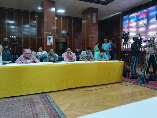 بعد قليل ..بدء المؤتمر الصحفي لوزير الكهرباء للاعلان عن اسعار الزيادات الجديدة