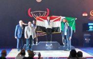 أمل توفيق تحصد الميدالية الذهبية لرفع الأثقال بدورة الألعاب الأفريقية بالجزائر