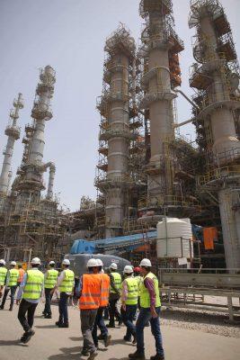 تقرير : بدء إنتاج المصرية للتكرير قد يحتاج لرافعة جديدة لرأسمال القلعة