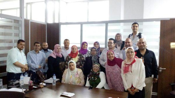 شمال القاهرة لتوزيع الكهرباء تكرم المهندسين الخمسة الحاصلين على الدبلومات التخصصية من جامعة القاهرة