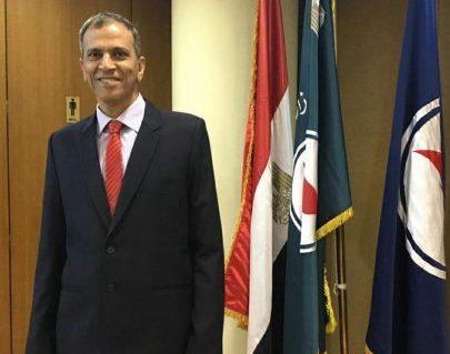 ايهاب عثمان مدير عام السلامة والصحة المهنية بشركة العامرية لتكرير البترول