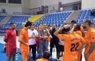 استعدادات الفرق الرياضية بشركة جنوب القاهرة لتوزيع الكهرباء لبطولة الجمهورية للشركات