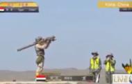 بالفيديو .. إصابة صاروخية دقيقة منحت مصر المركز الأول في مسابقة الألعاب العسكرية الدولية بالصين