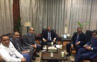 النيل لتسويق البترول توقع عقد بناء مستودع الأقصر على مساحة 30 فداناً