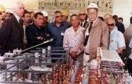 وراء كل صورة حكاية : من داخل مشروع غازات شقير .. أول مشروع صممته أنبى لاستخلاص الغاز