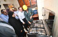 تأكيداً لانفراد باور نيوز .. الملا ومحافظ القاهرة يتفقدان مشروع توصيل الغاز بحلوان