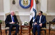 السفير اليوناني في ضيافة الملا لبحث اوجه التعاون في مجال البترول والغاز