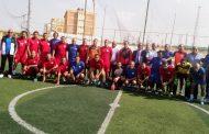 14 شركة تتنافس ضمن المهرجان الرياضي لنقابة العاملين بالبترول بمنطقة الاسكندرية