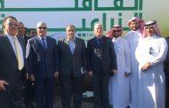 محافظ مطروح ووزير الزراعة يدشنان القافلة الزراعية والطبية لشركة أبو قير للأسمدة بسيوة