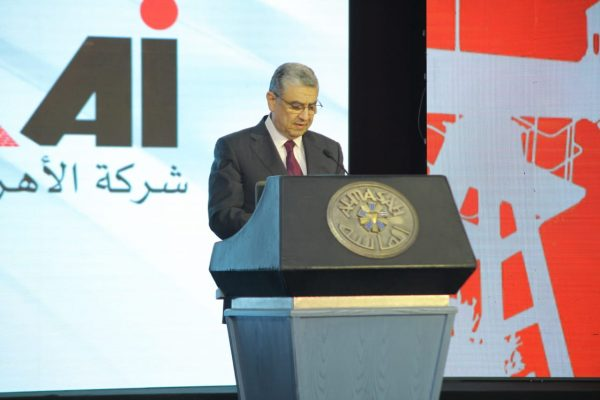 وزير الكهرباء : مصر تتمتع بثراء واضح فى مصادر الطاقات المتجددة.. وتم تخصيص 7600 كيلومتر مربع من الأراضي غير المستغلة لهذه المشروعات