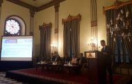 الدكتور الخياط يشارك بورشة عمل حول الحد من مخاطر تمويل المشروعات من أجل تأمين استثمارات الطاقة المتجددة