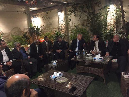 بالصور .. ملتقى رئيس جمعية البترول والثروة المعدنية مع قيادات البترول وكبار رجال الدولة