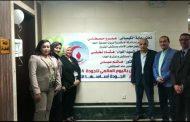 فيديو .. مستشفى البترول بالإسكندرية تحتفل باليوم العالمى للجودة