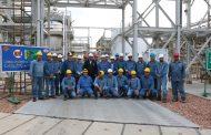 بالصور .. سيدبك تحتفل بيوم السلامة والصحة المهنية العالمى بقيادة المهندس محمد عبادي