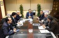 رئيس الوزراء يبحث مع مسئولى المقاولون العرب - السويدي إليكتريك إنشاء سد روفيجى
