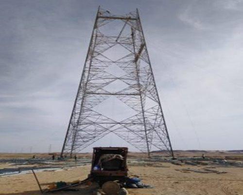 تقرير يؤكد استمرار تأخر L&T فى تنفيذ خط الربط مع السودان والنسبة العامة لم تتجاوز 73%