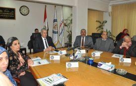 تحت رعاية المحاسب أحمد عبد المطلب .. ندوة توعوية للعاملين بشركة السهام حول مشروع تطوير وتحديث قطاع البترول