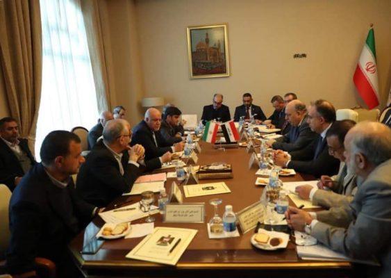 وزير النفط العراقي ونظيره الإيراني يؤكدان أهمية تعزيز التعاون الثنائي في مجالات النفط والطاقة والاقتصاد
