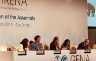تغطية خاصة من موقع باور نيوز لفعاليات مؤتمر ايرينا بأبو ظبي وجلسات حوارية للخياط وعمران حول استخدامات الطاقة المتجددة