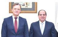 شركة مرسيدس تعتزم استئناف تجميع سياراتها في مصر