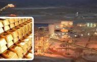 سنتامين للتعدين : انخفاض إنتاج الذهب من منجم السكري 13%